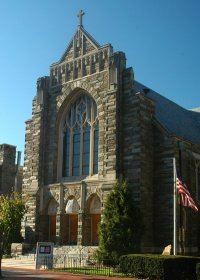 St. Agnes Church, West Chester PA