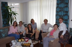 """Lunch with the """"English Conversation"""" Ladies"""