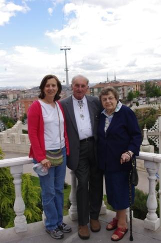 Eileen, Rudolf, and Ann