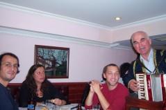 Dinner in Beyoğlu