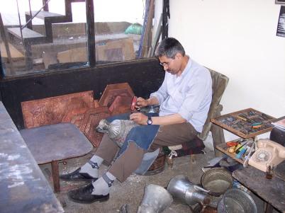 Metal Craftsman