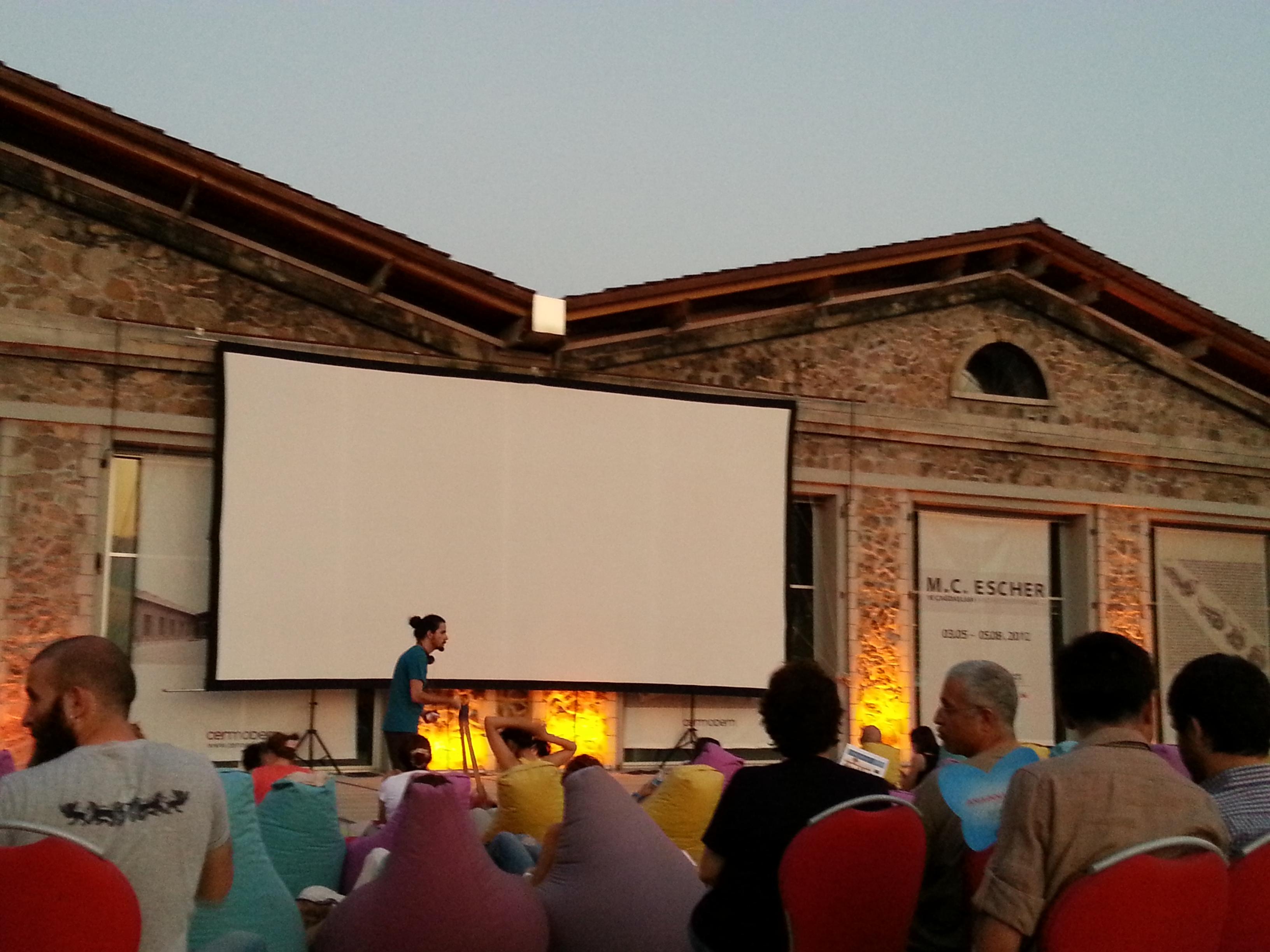 open air cinema � hot fun in the summertime adventures