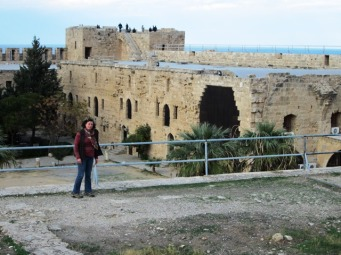 Kyrenian Castle 2