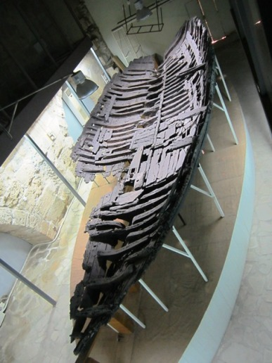 Greek Merchant Ship - 4th Century B.C.