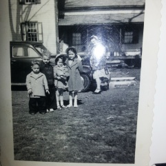 Charlie, Tom, Eileen, Amy, Mom