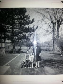 Eileen, Mom, Mark, Mary