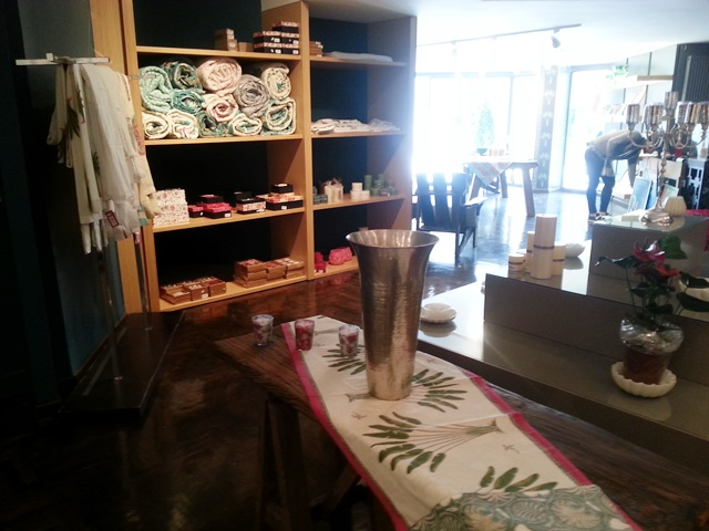 There's a New Shop in Town:  Good Earth (2/6)