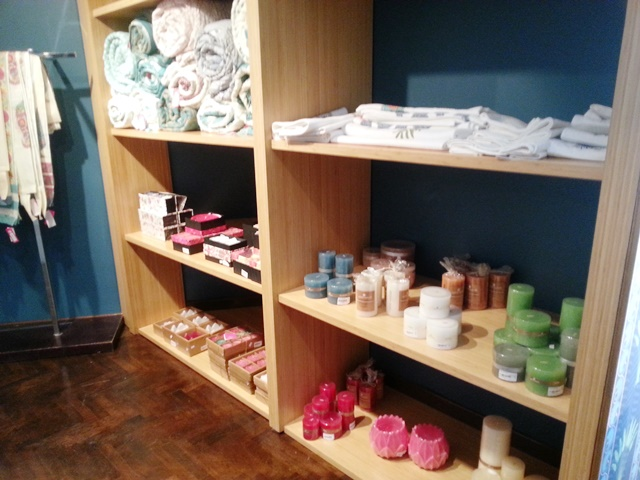 There's a New Shop in Town:  Good Earth (5/6)
