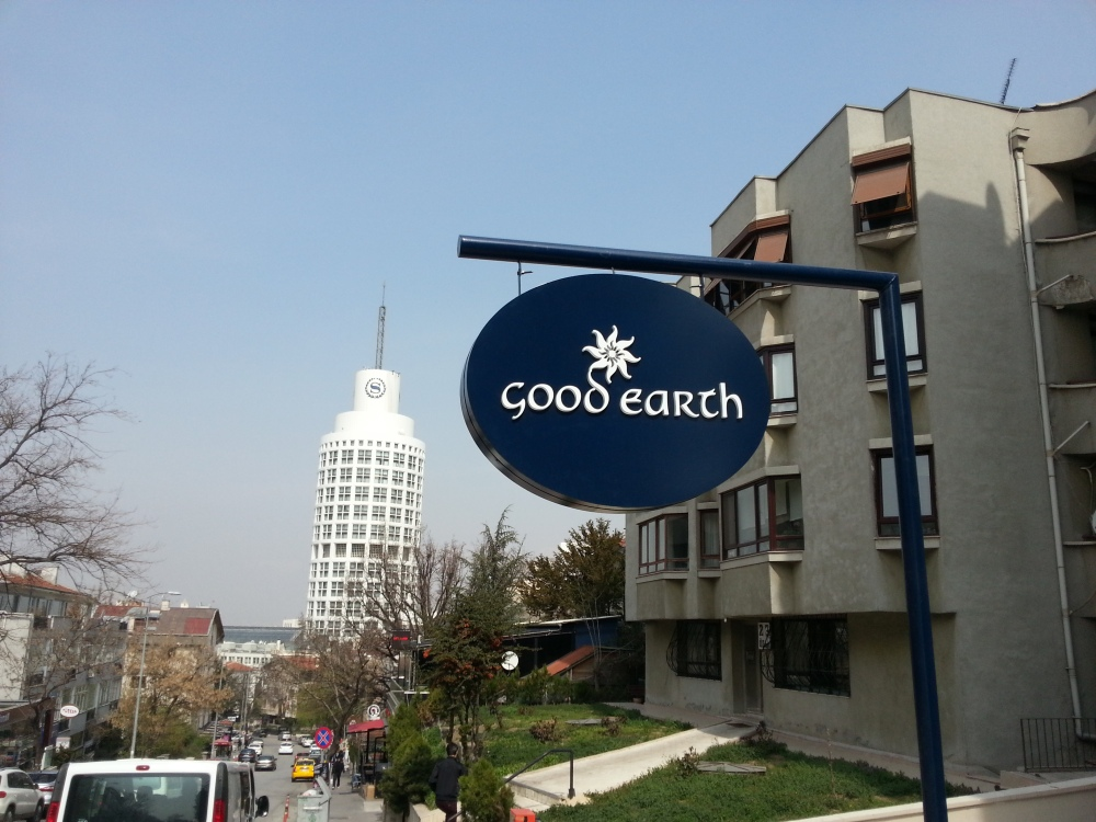 There's a New Shop in Town:  Good Earth (1/6)