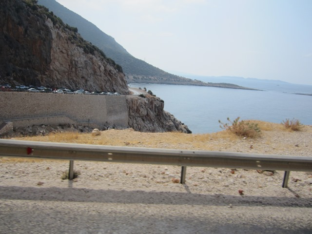 Oh, the things we did!!  Jeep Safari in Kaş  (1/6)