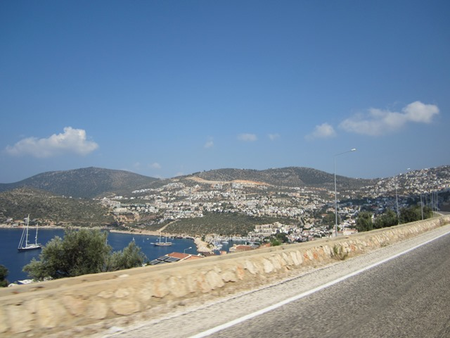 Oh, the things we did!!  Jeep Safari in Kaş  (2/6)