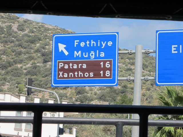 Oh, the things we did!!  Jeep Safari in Kaş  (3/6)