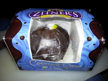 I found Easter in the freezer