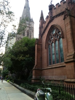 St.Mark's Church, Philadelphia, PA