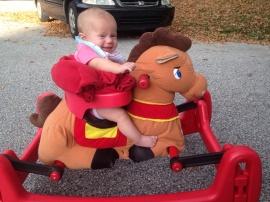 Emma's ride