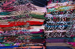 Scarves for Sale Photo by TheBestofBursa.com