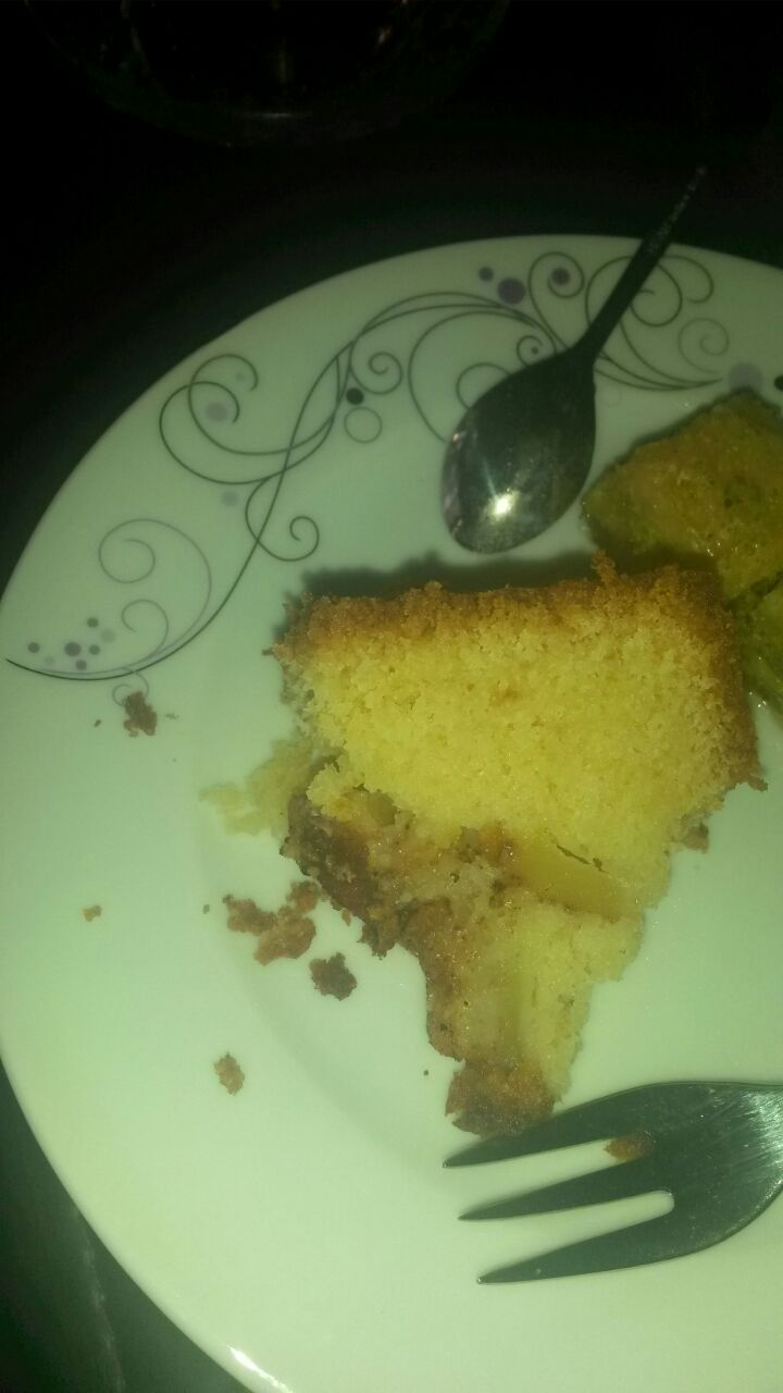 Mom's Apple Cake (or shall I call it Ed's?) – Pennsylvania ...