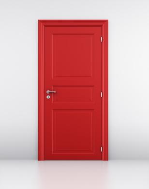 Here's the Door!