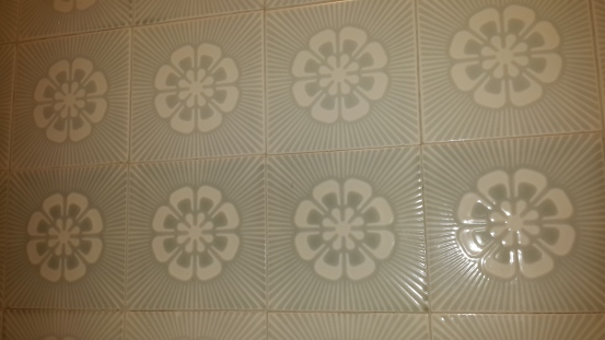 Ankara: Old Bathroom Tile