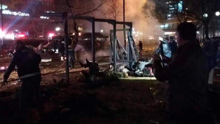 Kizilay Attack, Ankara