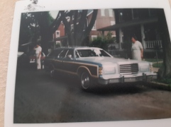 One of Pop's Ford Country Squires